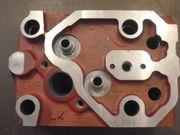 Головка блока цилиндров (ГБЦ) двигателей Zetor